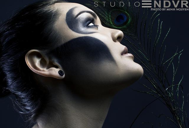 Female model photo shoot of Kathleen Kat Tinney