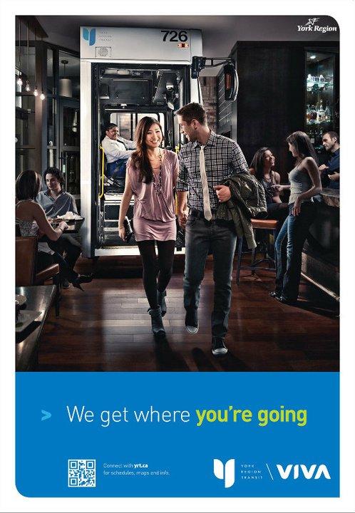 York Region Mar 19, 2012 York Region Viva Transit