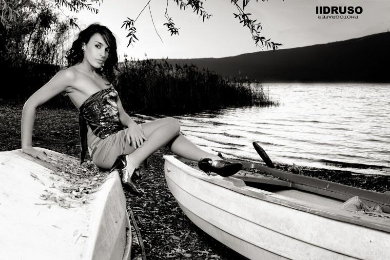 Female model photo shoot of Caruso Daniela  in 3