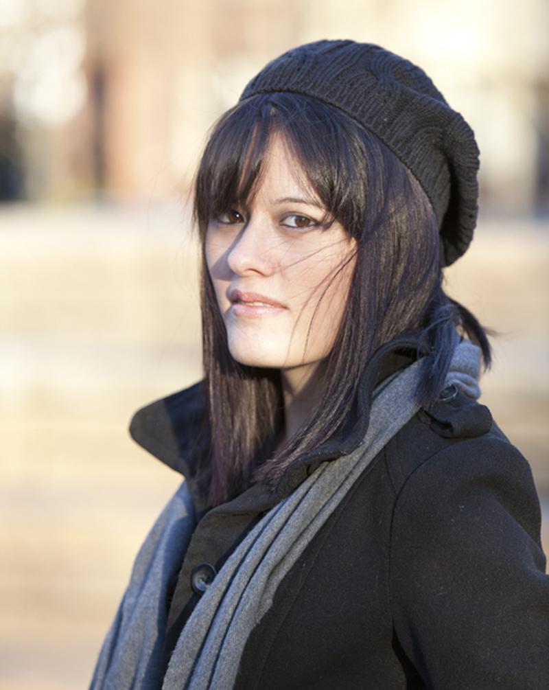 Female model photo shoot of Danielle Phan  in Oregon