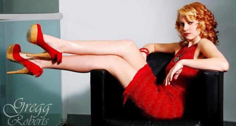 Female model photo shoot of Meleese