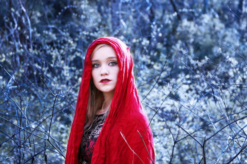 Mar 21, 2012 Marie Gleaves: Model