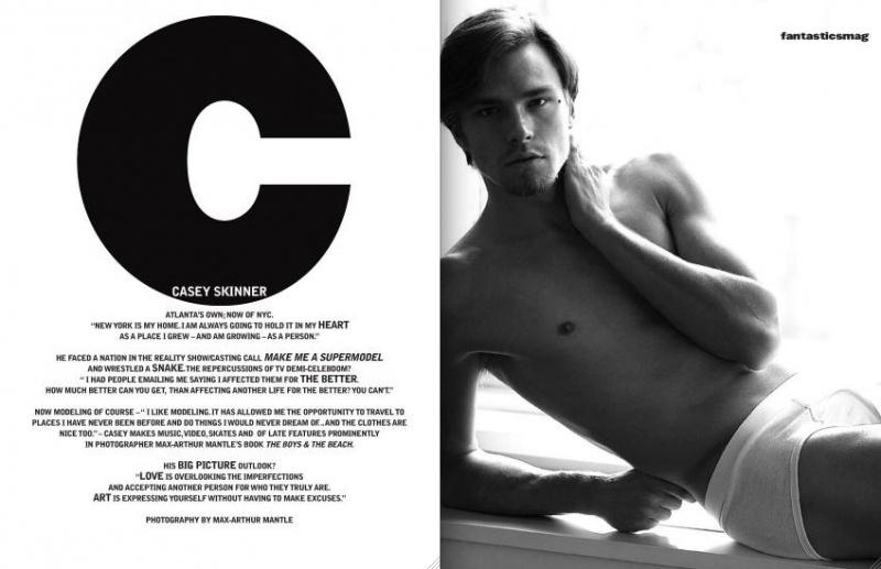 NYC Mar 22, 2012 Max Arthur Mantle Fantastics Mag Article