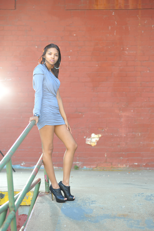 Female model photo shoot of AnaLopez by C2C Portraits