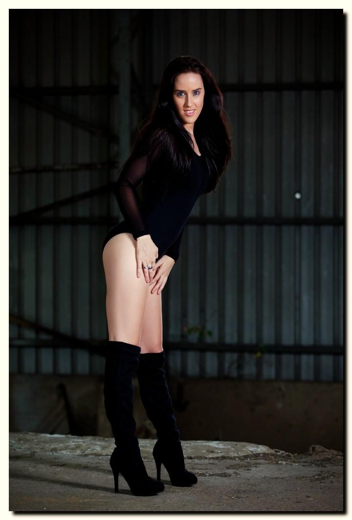 Female model photo shoot of Jacz