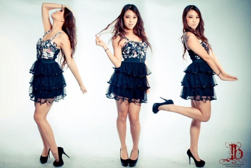Female model photo shoot of Serena Su xoxo in Hacienda Heights