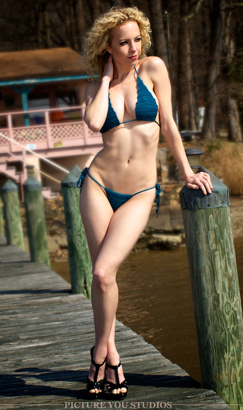Locust Point, MD. Mar 25, 2012 PICTURE YOU STUDIOS PLAYBOY model Tammy Jean