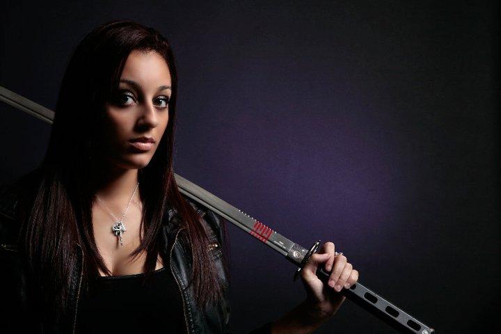Mar 25, 2012 X-Men Shoot: Psylocke