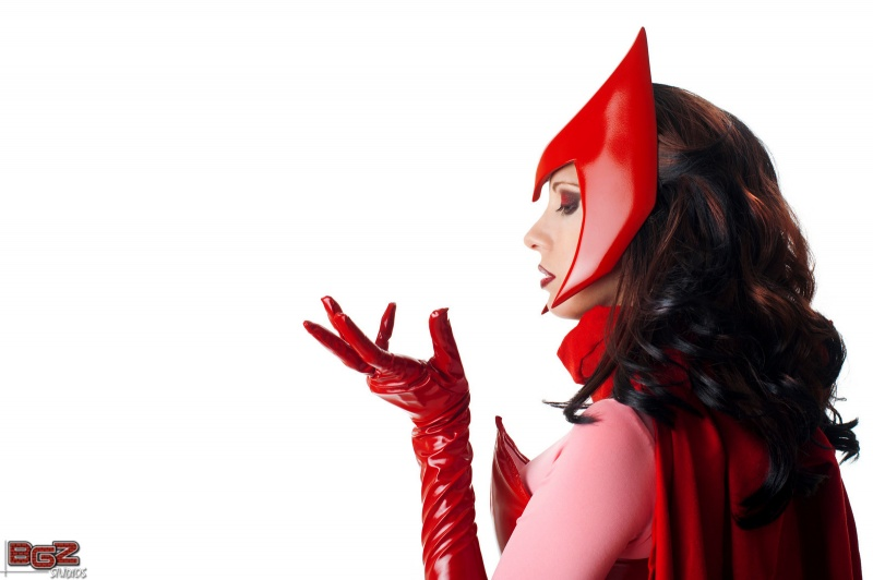Mar 26, 2012 Scarlet Witch from X-Men