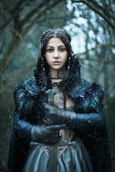 Mar 26, 2012 Annalucylle Arya Stark / Game of Thrones tribute