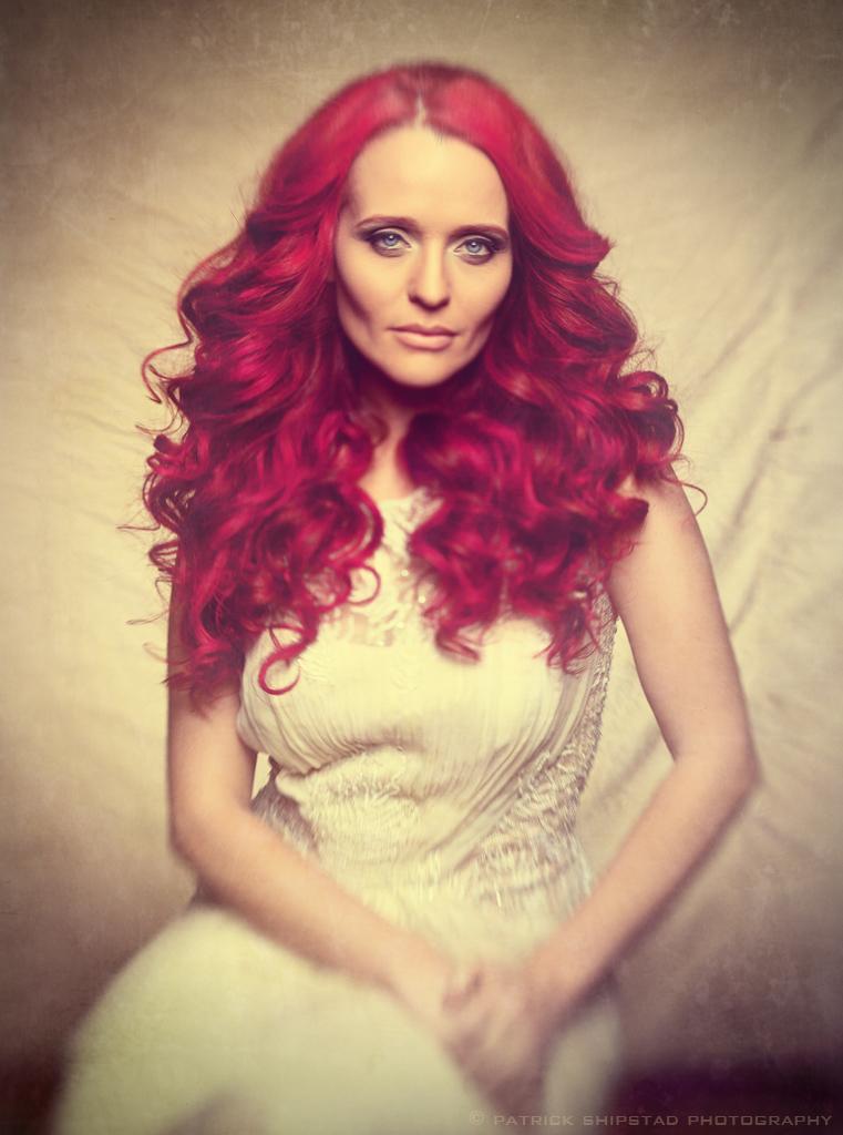 Burbank, CA Mar 26, 2012 Patrick Shipstad Photography Goddess - Hair and makeup by Nick Harris