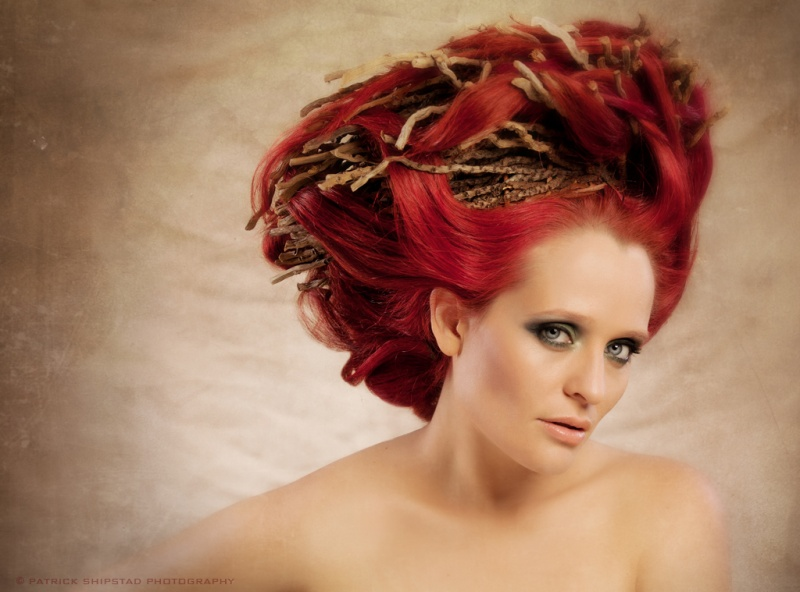Burbank, CA Mar 26, 2012 Patrick Shipstad Photography That thing on her head - Hair and MU by Nick Harris
