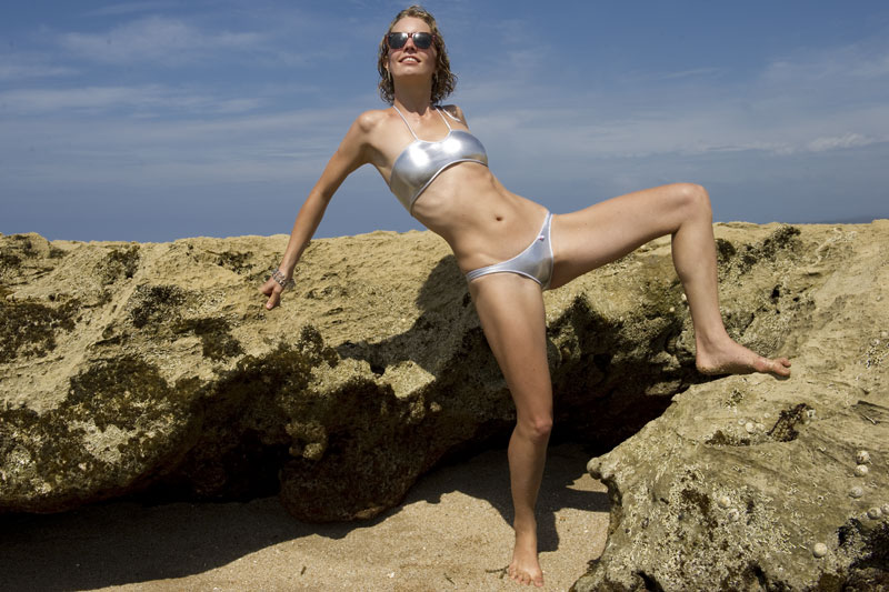 Female model photo shoot of Kara Dashka by KB Photo in Anglesea beach