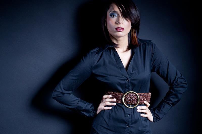 Female model photo shoot of M LaReign