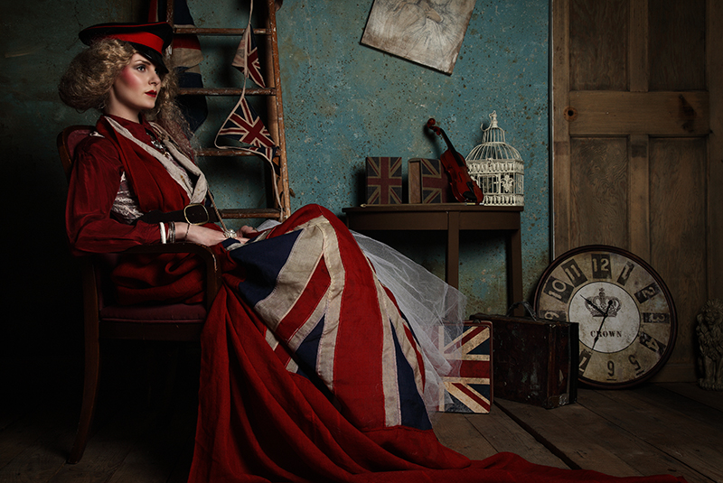 Adrian Pini Studio, London Mar 27, 2012 Mark Hare @ MamboPhoto 2012 Cool Britannia - Anastasija
