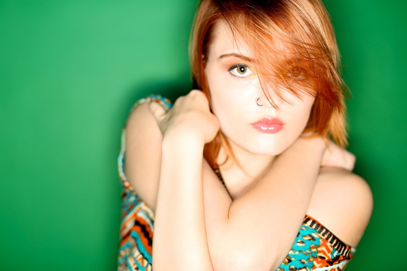 Female model photo shoot of Jessi Laine by BlevinsPhotography