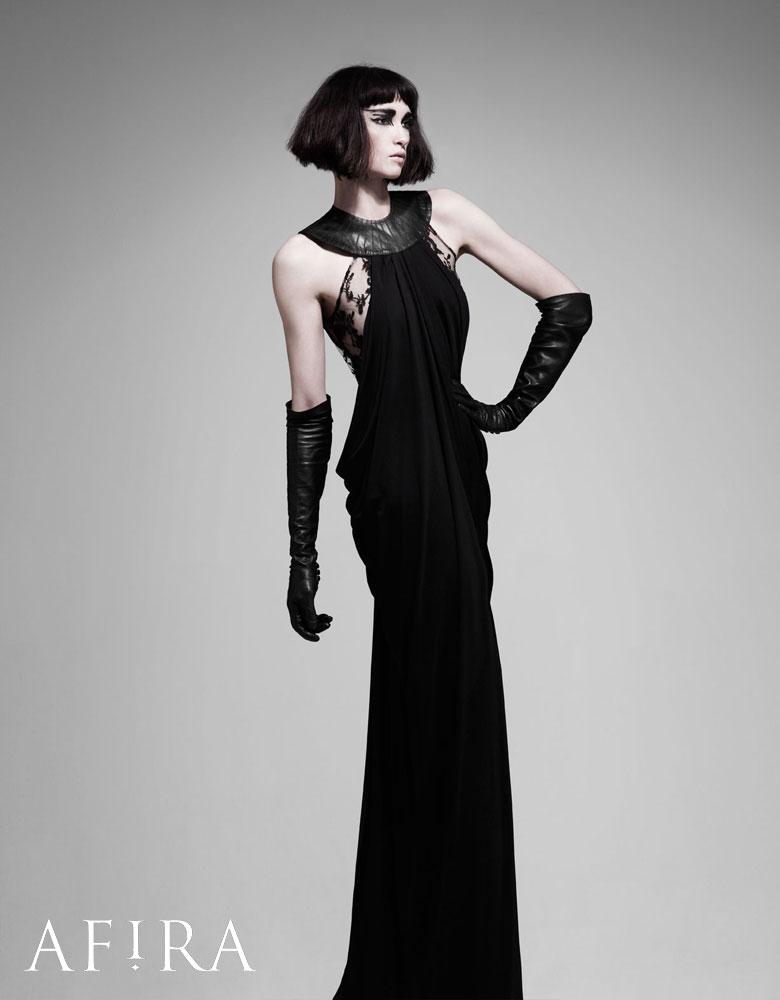 Mar 30, 2012 Afira/Joanna O'Hanlon Dark Daze-Fashion and styling by Afira