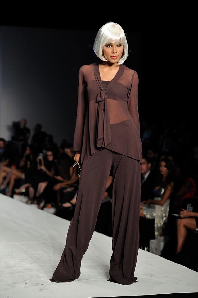Miami International Fashion Week Mar 30, 2012 Humbert Vidal Photography Petit Pois Clothing LIne