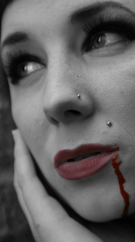 Female model photo shoot of Tina D Photography in Seattle, WA - Post Alley