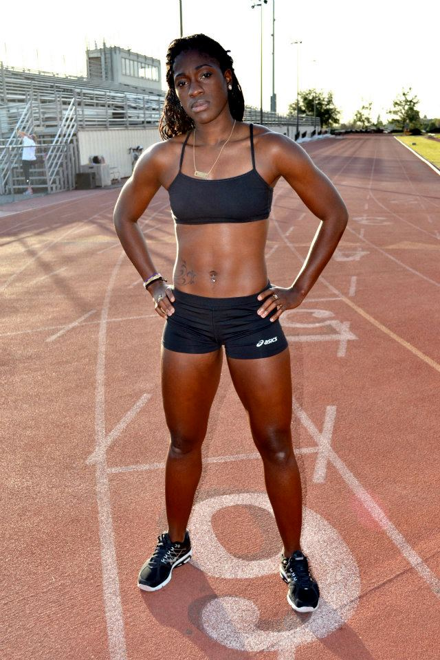 Azusa CA Mar 31, 2012 Track and Field ( APU)