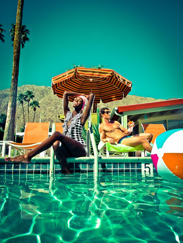 Palm Springs ,CA Apr 01, 2012 Jeff Wayne Photography
