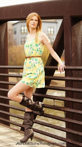 Female model photo shoot of ChelsLY in Atlanta
