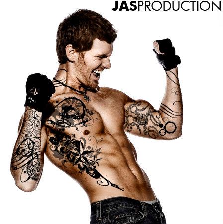 Male model photo shoot of JoshStringer