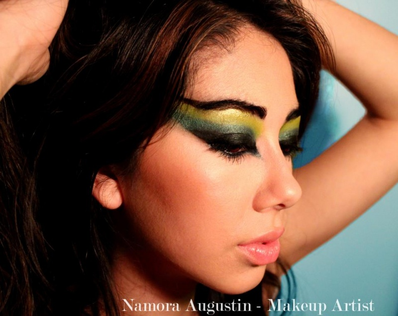 Female model photo shoot of Beaute Maintained
