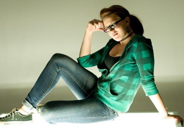 Female model photo shoot of AshleyStarr