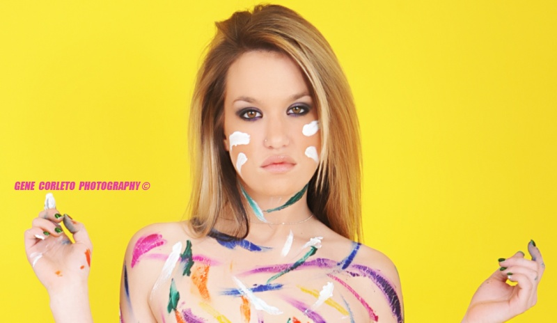 Female model photo shoot of Asia xO
