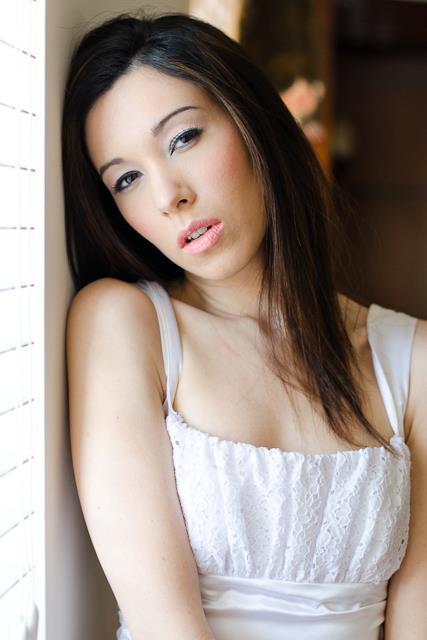 Female model photo shoot of Satsuki MUA and A M E L I A