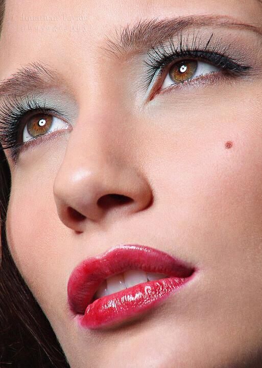 Female model photo shoot of Satsuki MUA by J T A Y L O R
