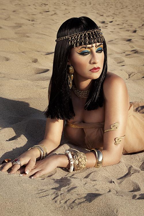 L.A. Apr 03, 2012 Jenn Hoffman Photography Modern Day Cleopatra