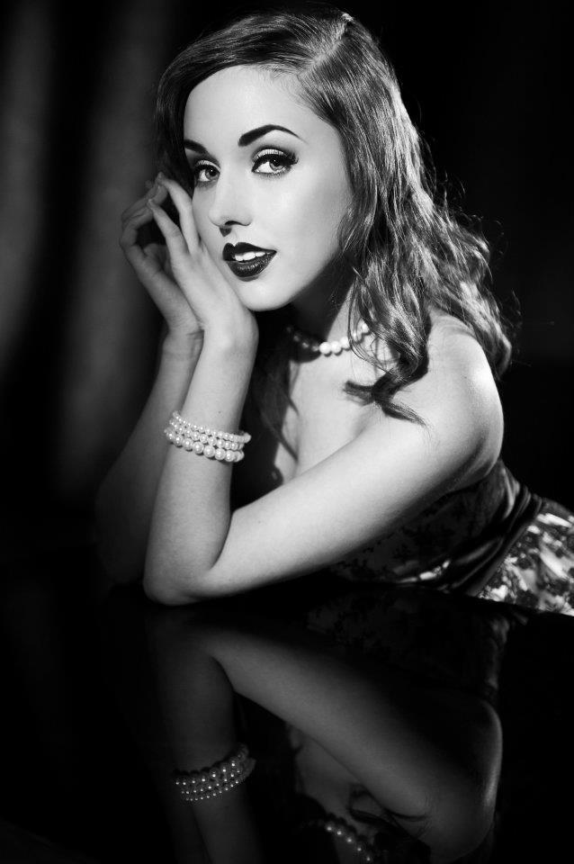 Apr 03, 2012 © Taylor Morris Photography  - MUA: Caroline Cornejo Hollywood Glamour