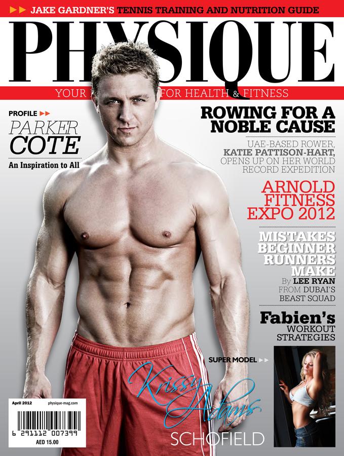 Apr 05, 2012 JP 2012 Physique Magazine | April 2012