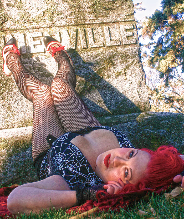 Female model photo shoot of Kay Peers and Bettie Buxom in Edmonton, Alberta