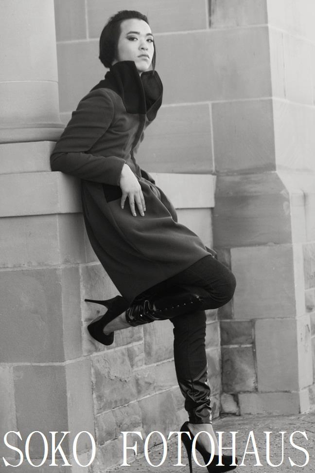 Male model photo shoot of Patrick Pii by Soko Fotohaus, clothing designed by Kelly Madden Clothing