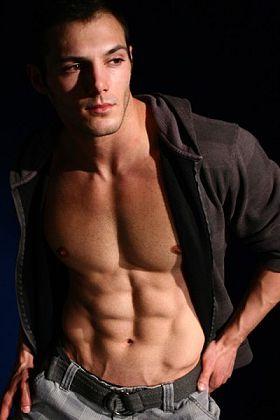 Male model photo shoot of Cazimir