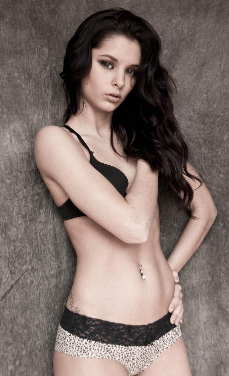Female model photo shoot of Cait Monroe