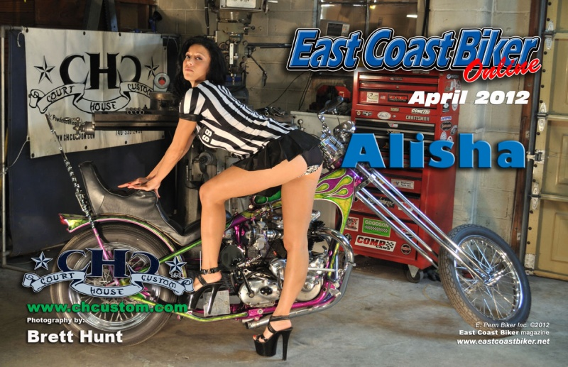 CHC Apr 07, 2012 epennbiker and Photosby Brett East Coast Biker April 2012 centerfold