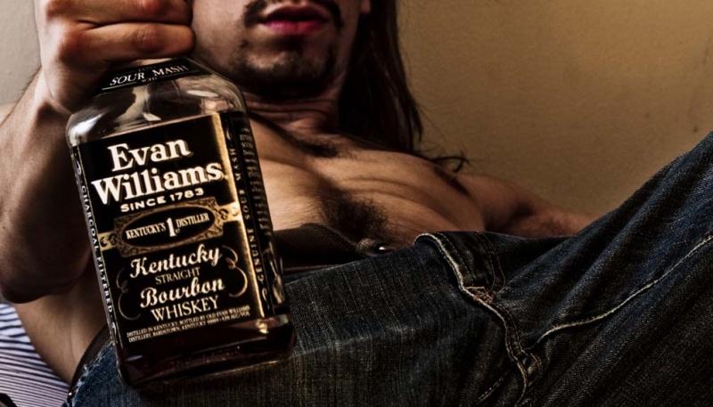 Male model photo shoot of W G Estrella