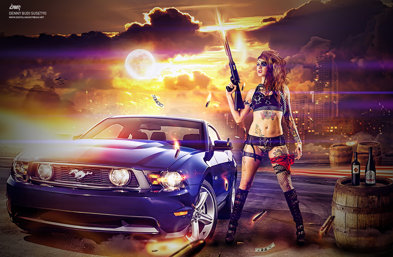Apr 09, 2012 Credit Model : David Mackenzie | www.DMacstudios.com Niki Mad Max