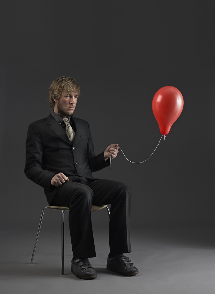 Apr 10, 2012 © Darren Woolridge 2012 Balloon Portrait