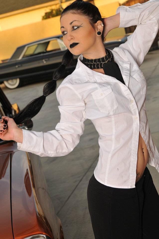 Female model photo shoot of Kelci Lauren