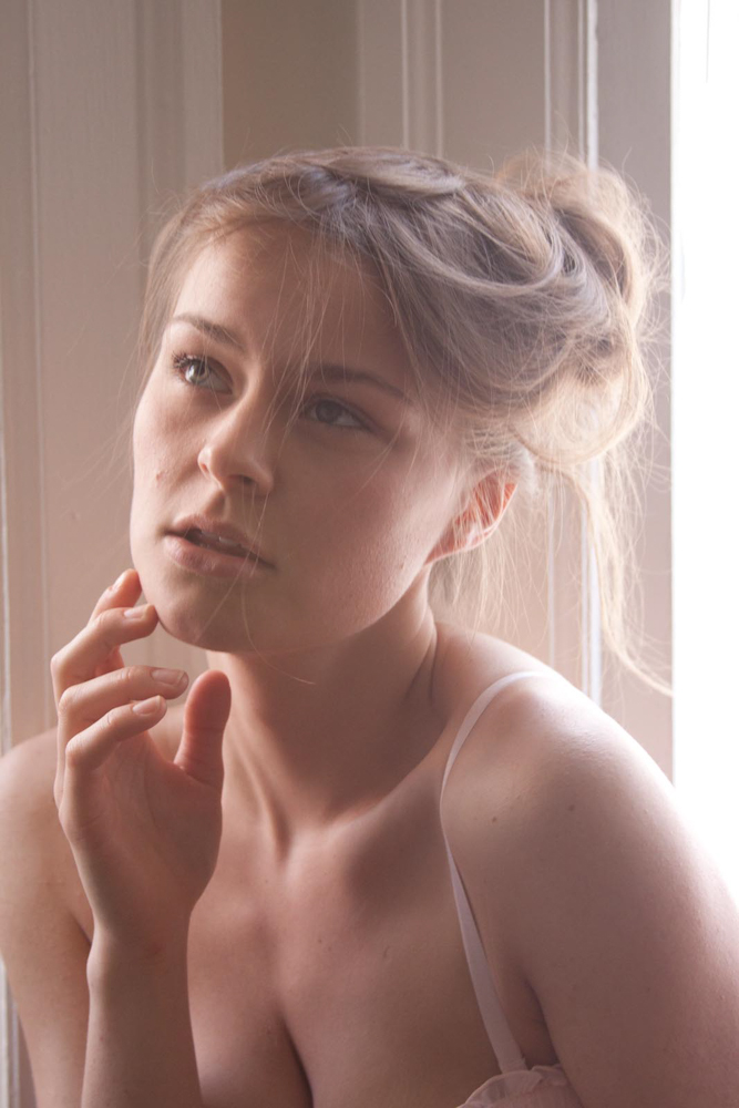 Female model photo shoot of Tatiana Patron and Polina Chachibaya