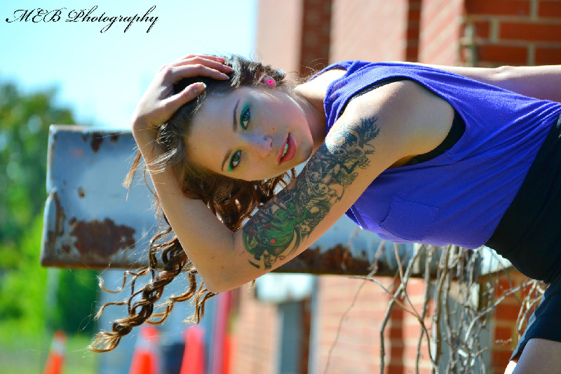 Female model photo shoot of EmmyBee02 and ava von hart in Raleigh, NC