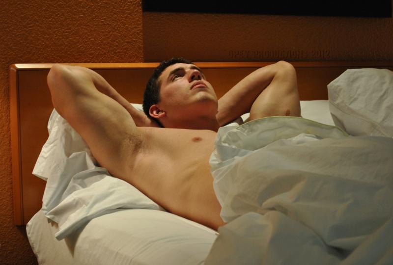 Male model photo shoot of Uptozach