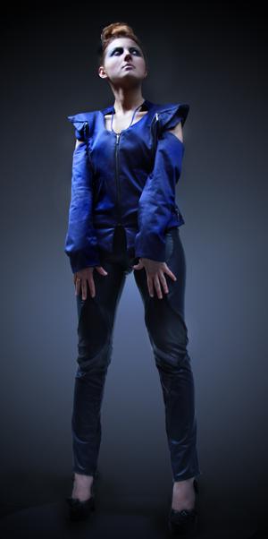 Female model photo shoot of Marjo Cheung