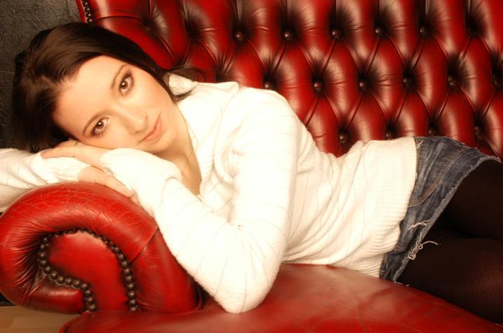 Female model photo shoot of Lea Oh in london