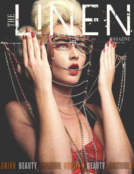 NYC Apr 17, 2012 Al Rodriguez Photography The Linen Magazine April 2012